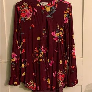 Old Navy The Tunic Shirt